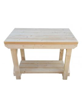 Wooden Super Heavy Duty Indoor / Outdoor Workbench
