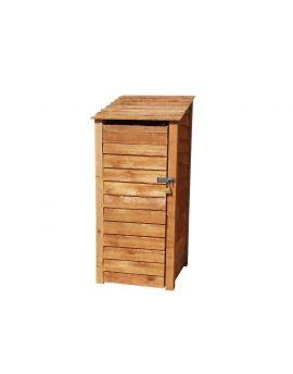 Wooden Tool Store 4Ft or 6Ft (0.9m³ / 1.1m³ capacity) (W-79cm, H-126cm / 180cm, D-81cm)