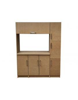 Nova 4 Piece MDF Cabinet Set (AGS20)