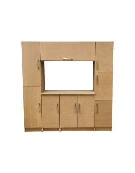 Nova 5 Piece MDF Cabinet Set (Nova-AGS15)