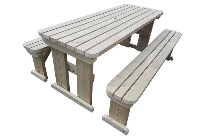 Picnic Tables Wooden Picnic Benches Shop Online Now Arbor Garden Solutions
